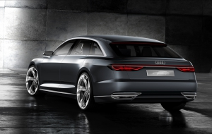 Audi Prologue Avant High Definition Wallpapers