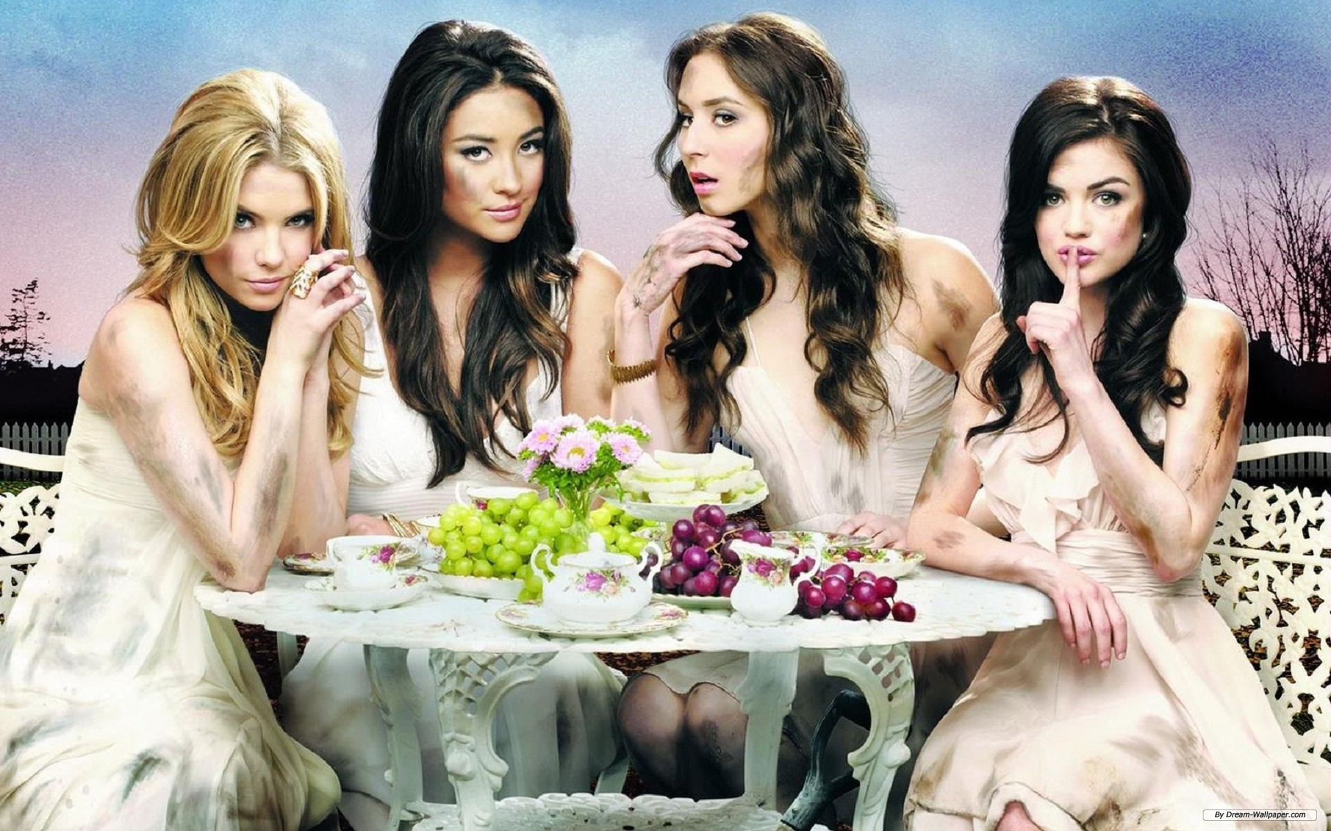 Pretty Little Liars Wallpapers High Resolution and Quality ...