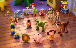Toy Story 4 High Definition Wallpapers