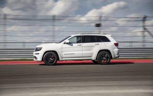 Jeep Grand Cherokee Trackhawk 2017 High Definition Wallpapers