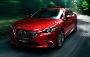 Mazda 6 2016 High Definition Wallpapers
