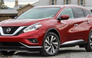 Nissan Murano 2015 High Definition Wallpapers