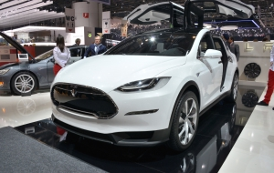 Tesla Model X High Definition Wallpapers