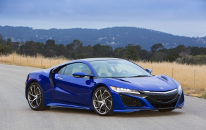 Acura NSX 2016 High Definition Wallpapers