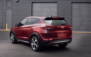 Hyundai Tucson 2016 High Definition Wallpapers