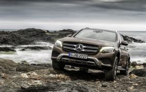 Mercedes-Benz GLC 2016 High Definition Wallpapers