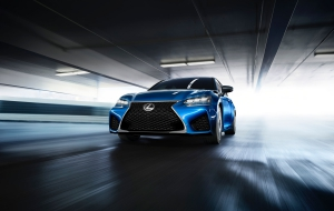 Lexus GS F 2016 High Definition Wallpapers