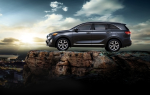 Kia Sorento 2016 High Definition Wallpapers