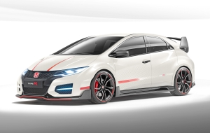 Honda Civic Type R 2018 High Definition Wallpapers