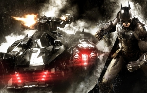 Batman Arkham Knight Widescreen