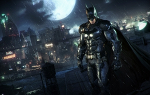 Batman Arkham Knight Background