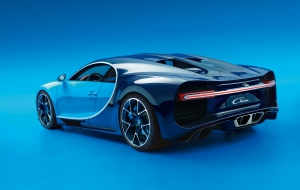 Bugatti Chiron High Definition
