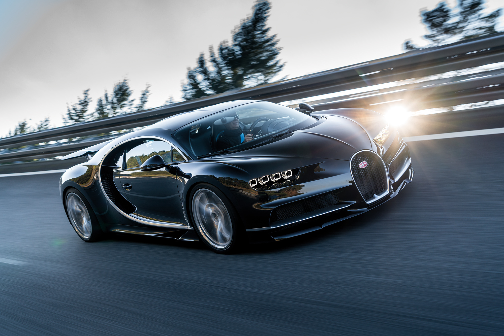 Bugatti Chiron 2017 HD Wallpapers Free Download