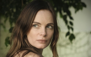 Gabrielle Anwar HD Background