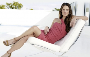 Gabrielle Anwar HD Wallpaper
