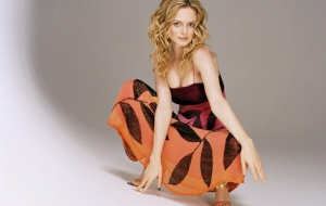 Heather Graham High Definition Wallpapers