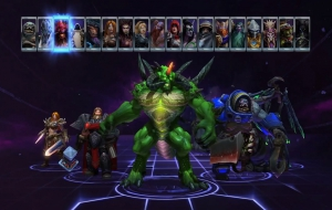 Heroes Of The Storm Images