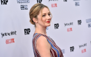 Judy Greer HD Background