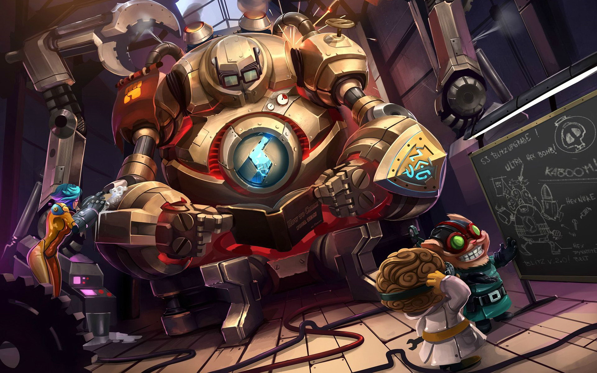 Lol Wallpapers: League Of Legends HD Wallpapers Free Download