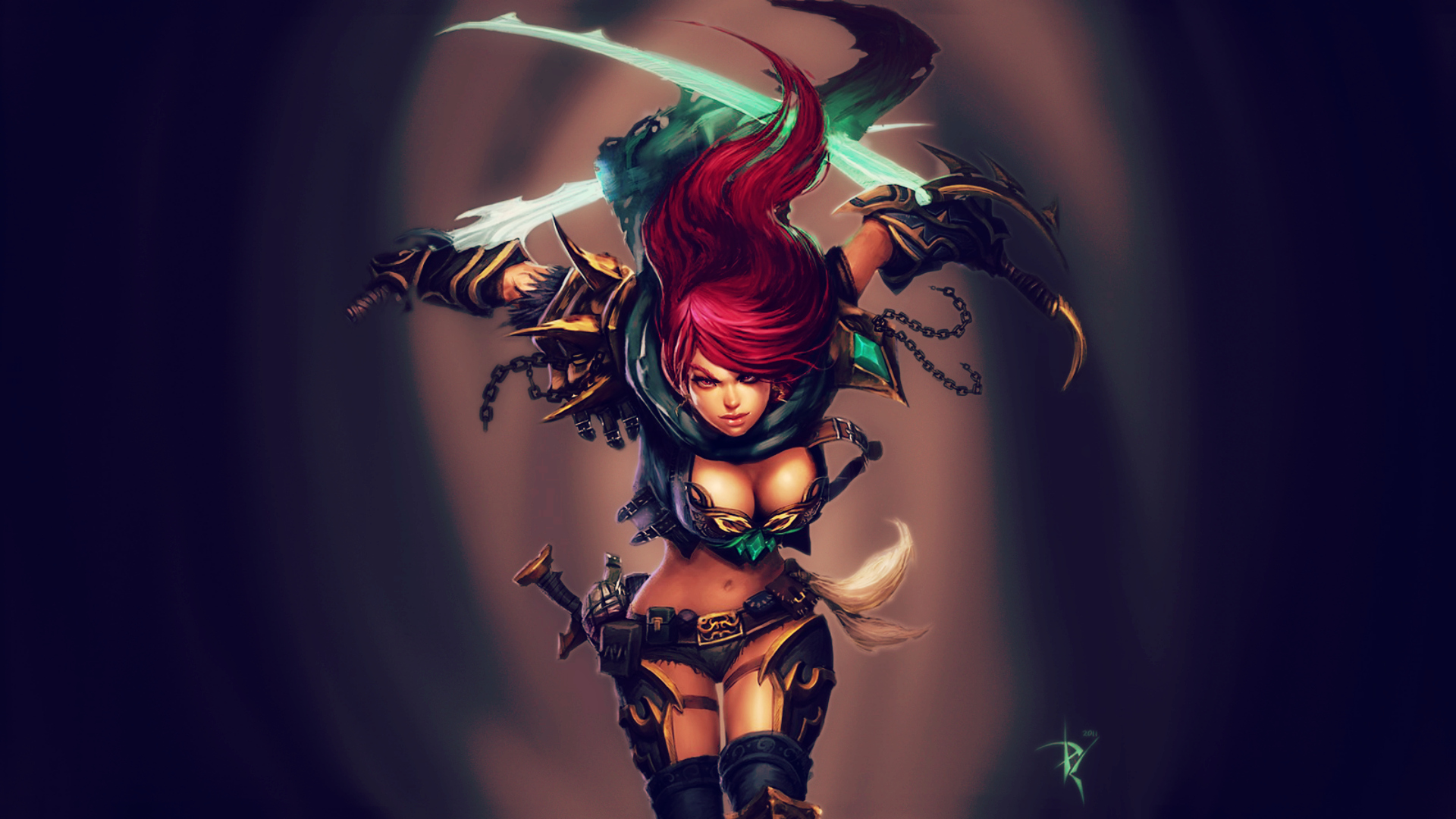 League Of Legends HD wallpapers free download