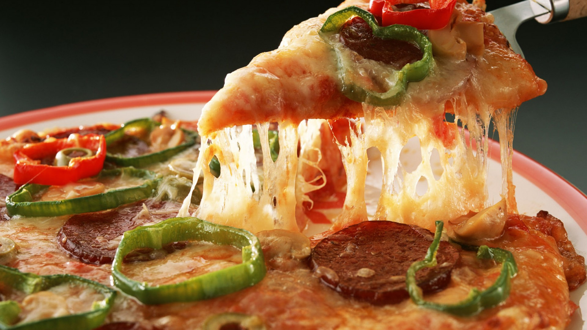 Pizza HD Wallpapers Free Download
