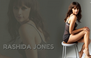Rashida Jones Computer Wallpaper