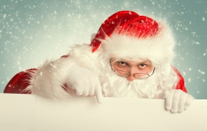 Santa Claus full HD