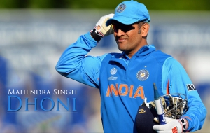 Dhoni High Quality Wallpapers