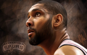 Tim Duncan High Definition Wallpapers
