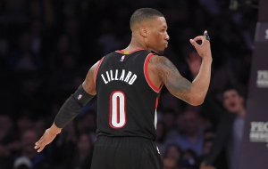 Damian Lillard High Quality Wallpapers