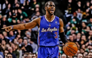 Chris Paul High Quality Wallpapers
