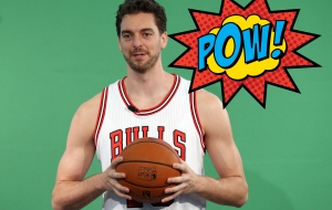 Pau Gasol High Quality Wallpapers