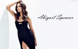 Abigail Spencer HD Wallpaper