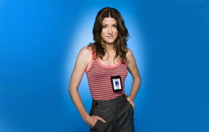 Jennifer Carpenter HD Wallpaper