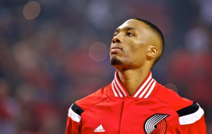 Damian Lillard HD Wallpaper