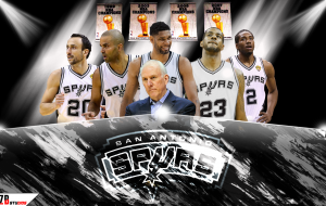 San Antonio Spurs Background