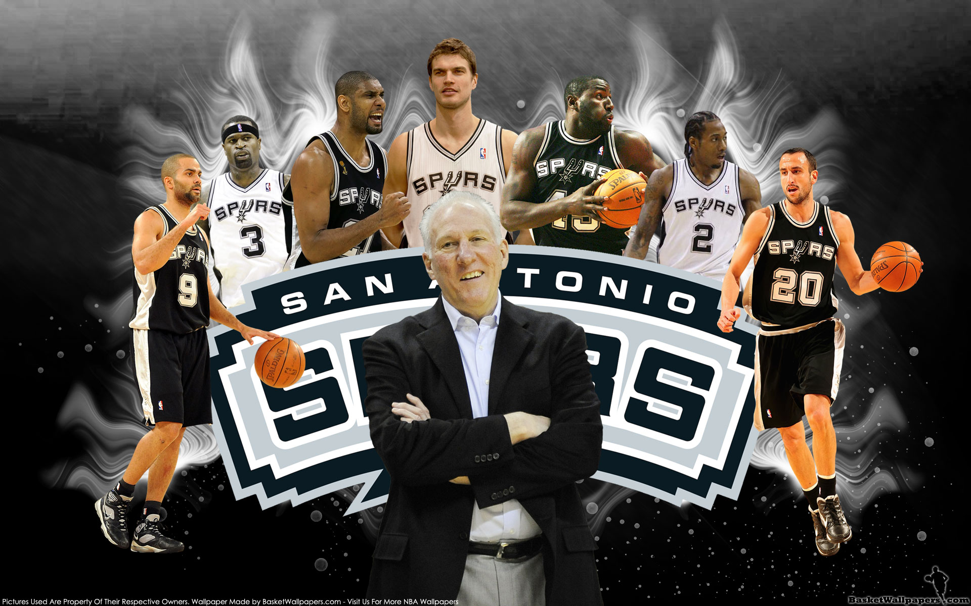San Antonio Spurs Wallpapers High Resolution and Quality ...