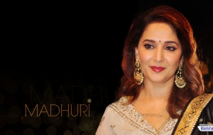 Madhuri Dixit Background