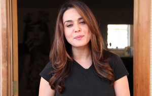 Preity Zinta Background