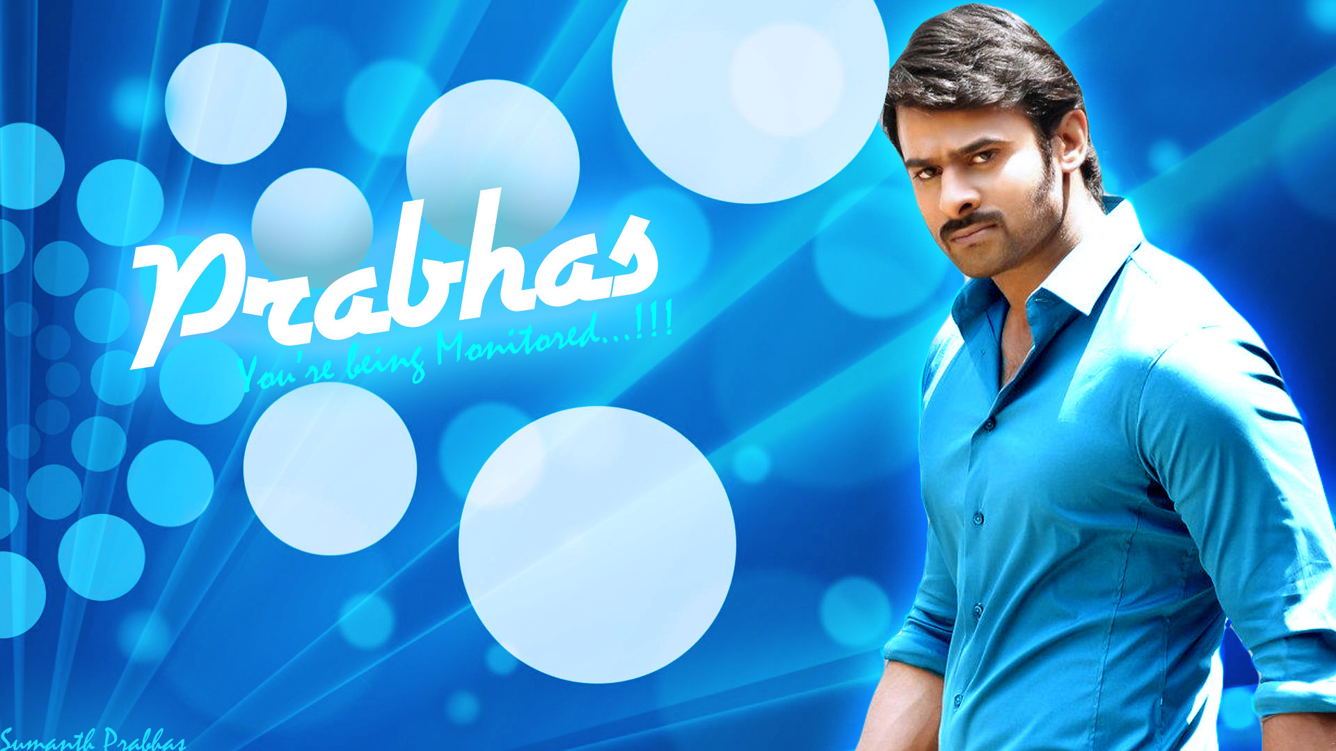 Prabhas Wallpapers High Resolution And Quality Download - 1920x1080 ...