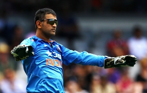 Dhoni Background