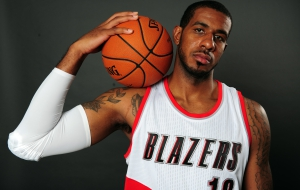 LaMarcus Aldridge Background