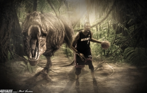 Chris Bosh Background