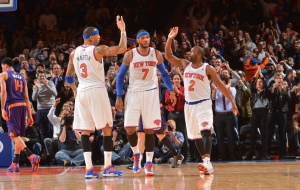 New York Knicks Background