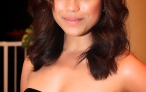 Monica Raymund Background