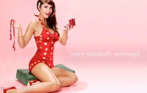 Mary Elizabeth Winstead HD Desktop
