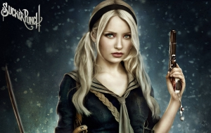 Emily Browning HD Desktop