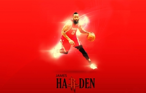 James Harden HD Background