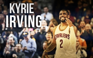 Kyrie Irving HD Desktop