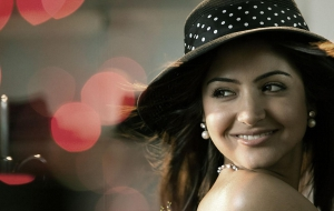 Anushka Sharma HD Background